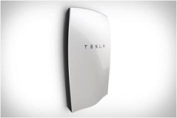 batterie solaire tesla esthetisme