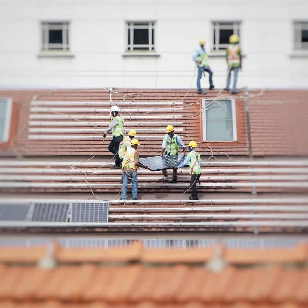 Installer des panneaux solaires soi-même