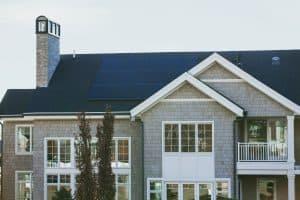 panneau solaire panosol maison