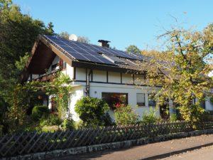 calcul production solaire maison
